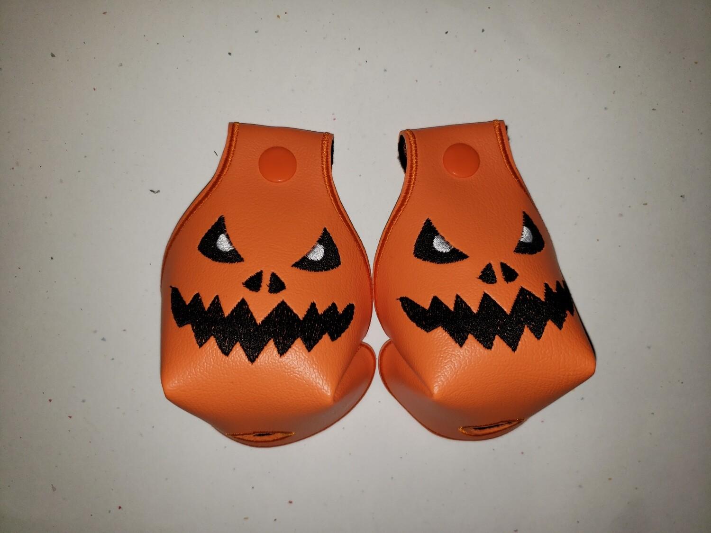 Pumpkin Toe guards