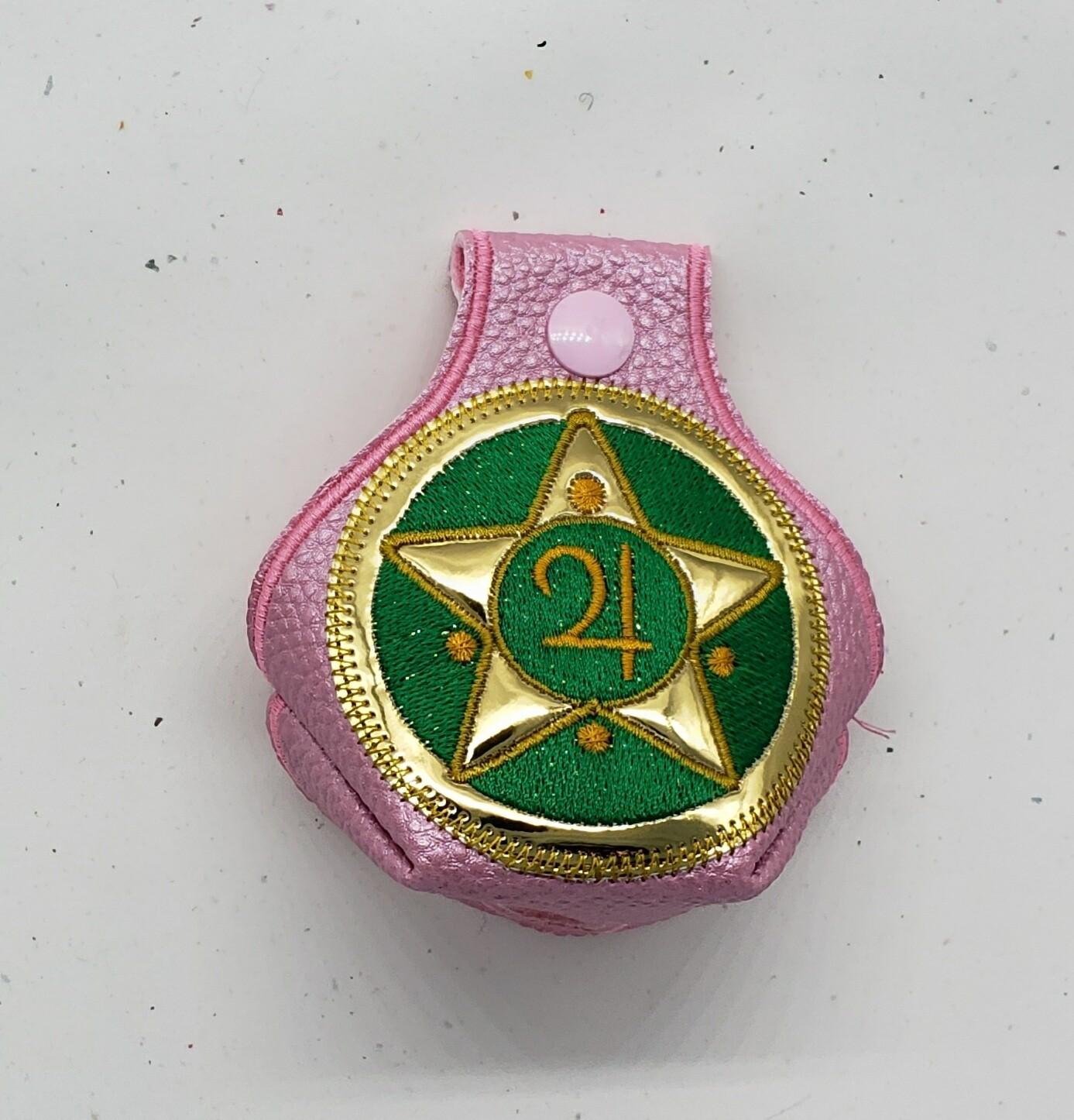 Sailor Uranus on pink pearl RTS
