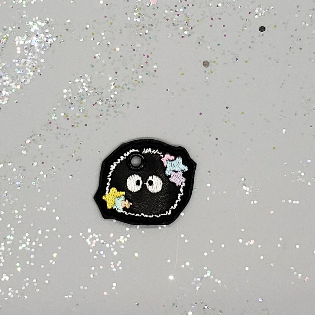 Soot Spirits lace charms