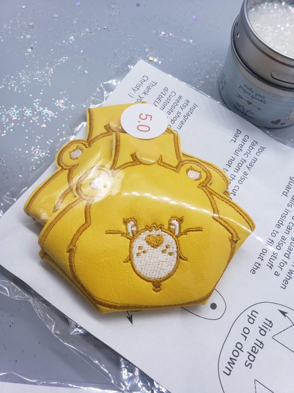 Yellow care bear RTS