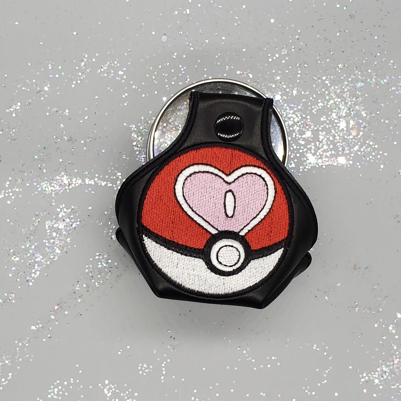 custom order of Pokemon ball toe guards