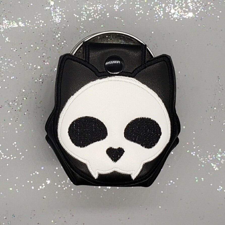 Cat skull toe guards in your choice of colors