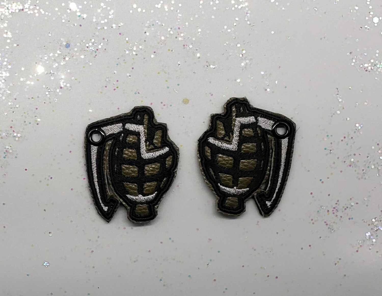 Grenade skate/shoe accessories