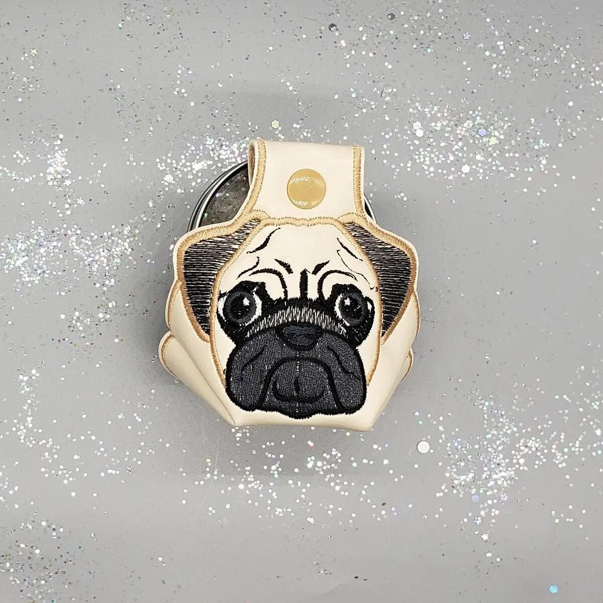 Pug Toe guards - Handmade