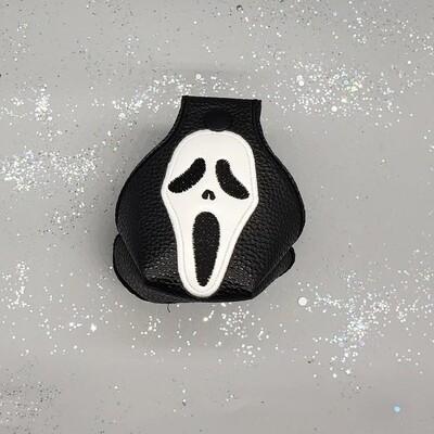 Scream mask toe guards