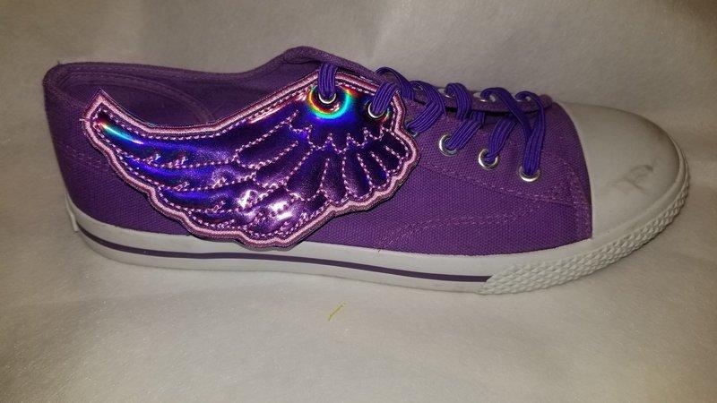 Angel skate/shoe wings Adult customized shoe wings