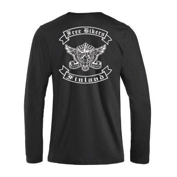 T-Paita pitkähihainen miesten