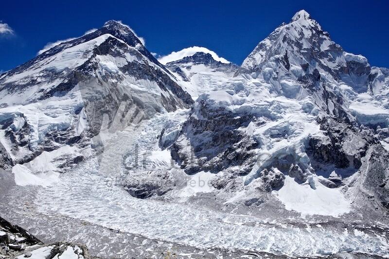 Everest, Nuptse, Lhotse