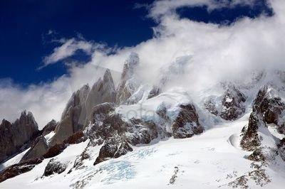Cerro Torre von Westen
