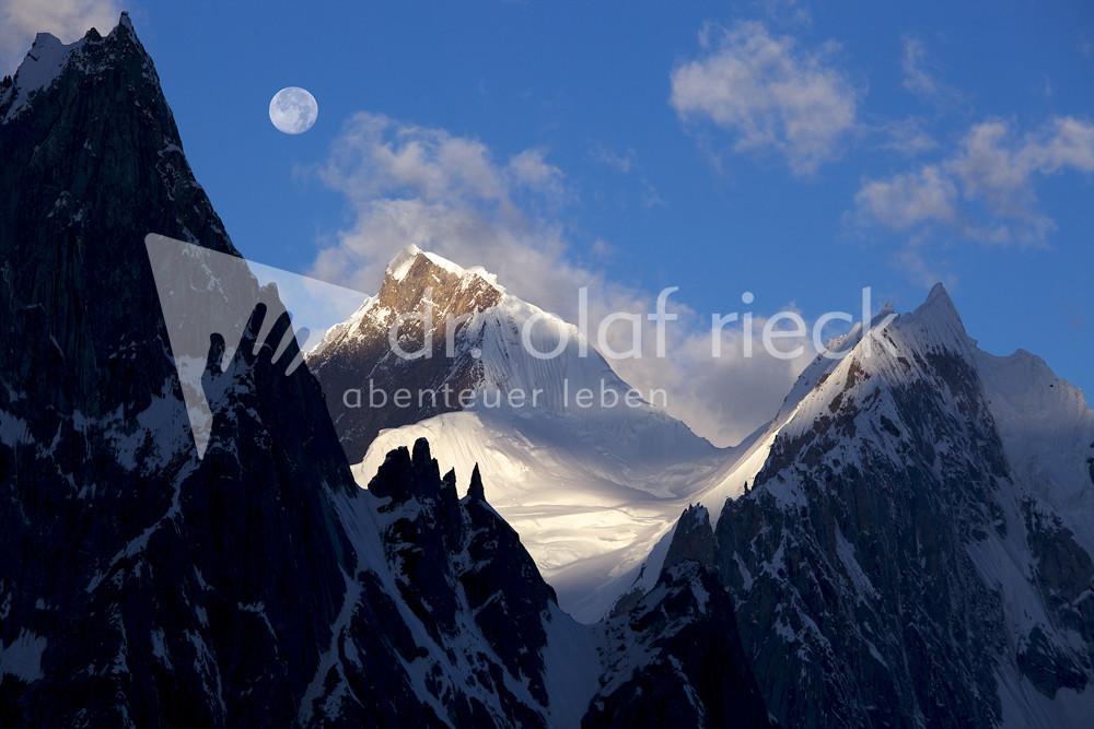 Gipfel der Biarchedi-Gruppe