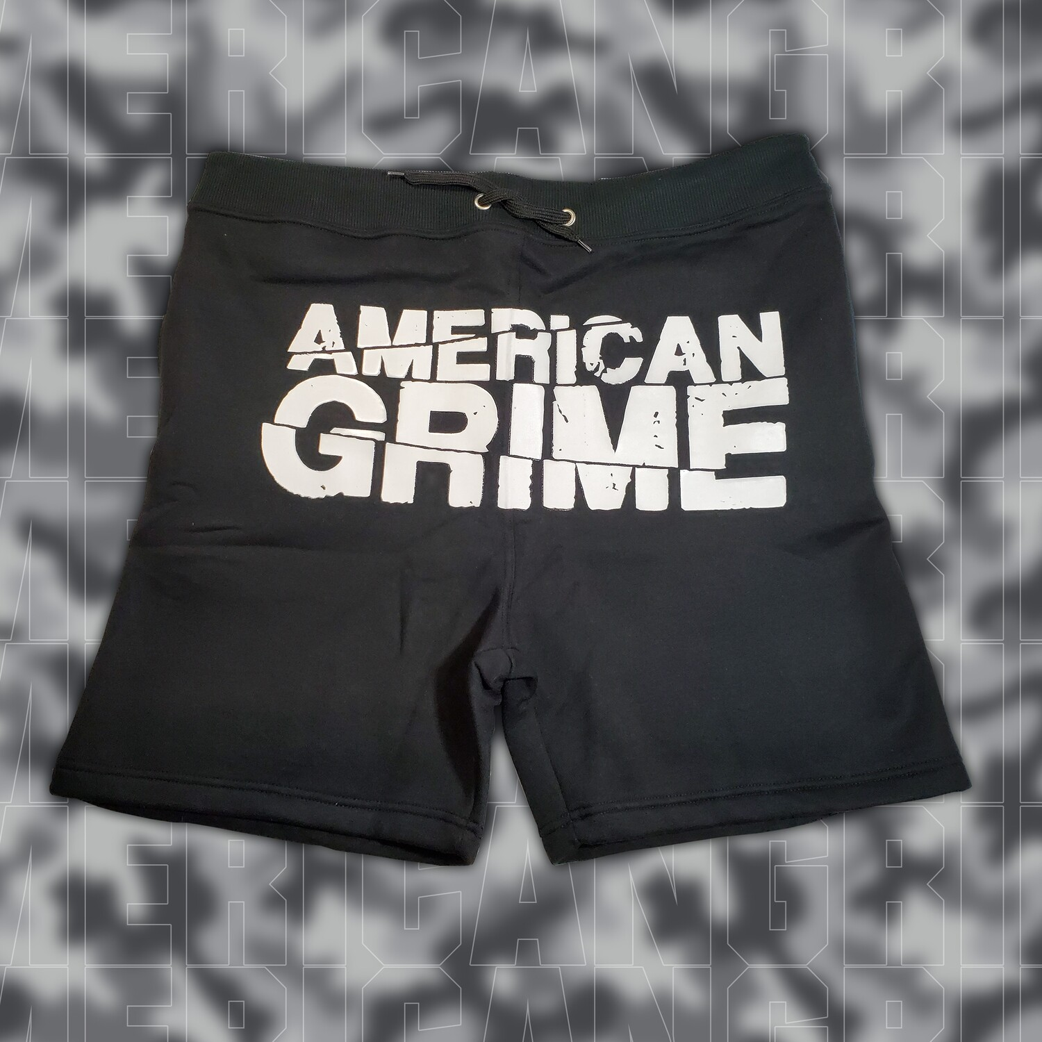 American Grime Shorts