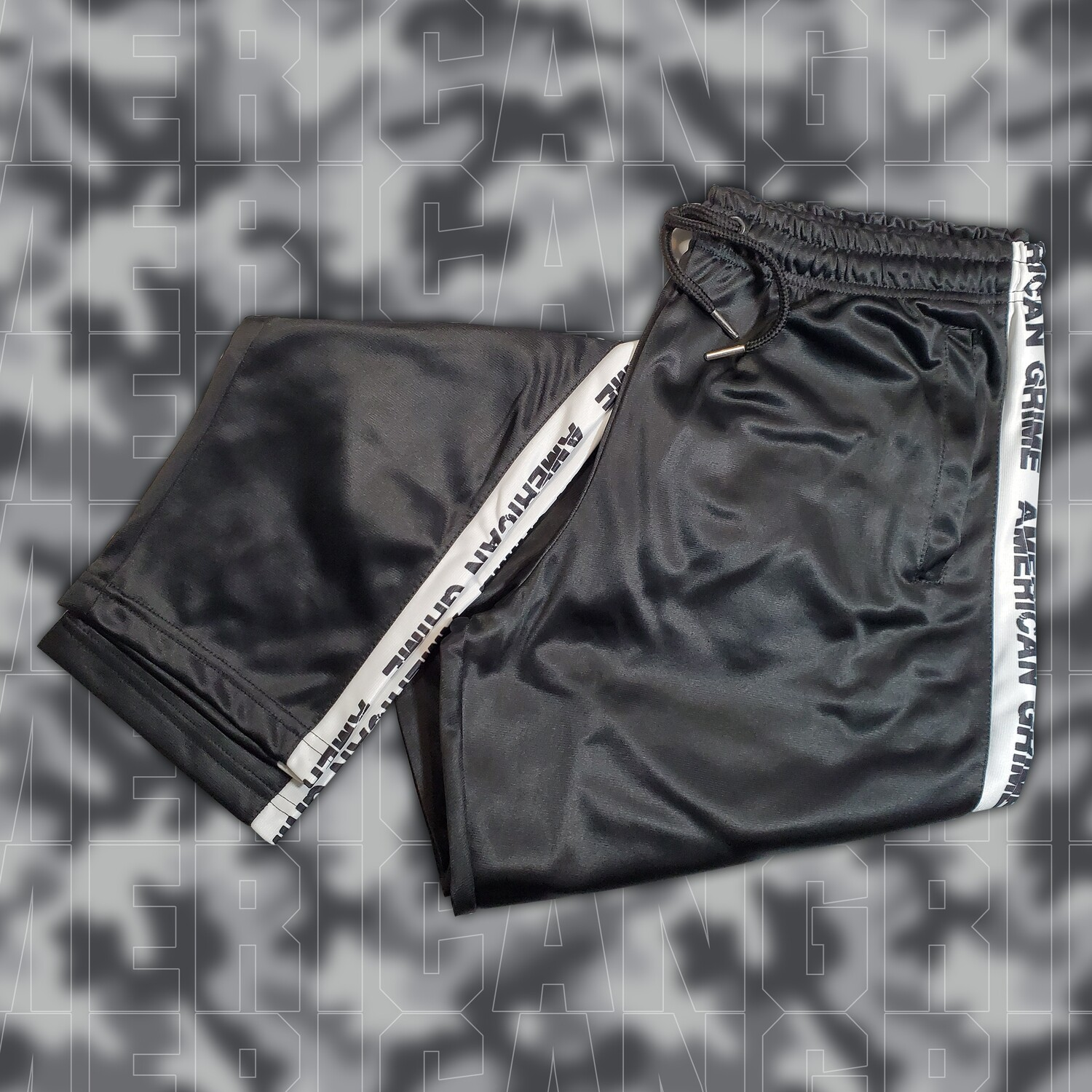 American Grime Track Pants