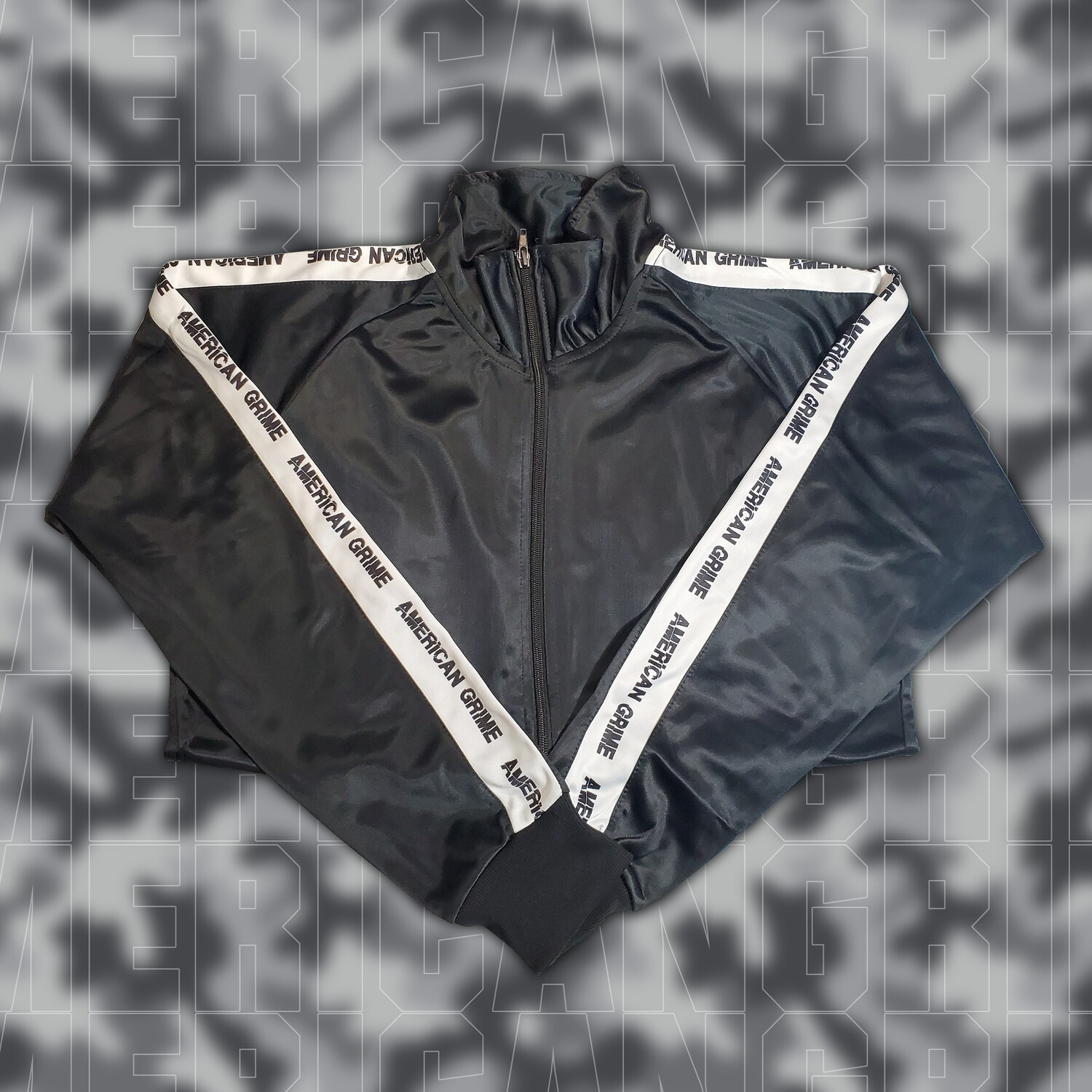American Grime Track Top
