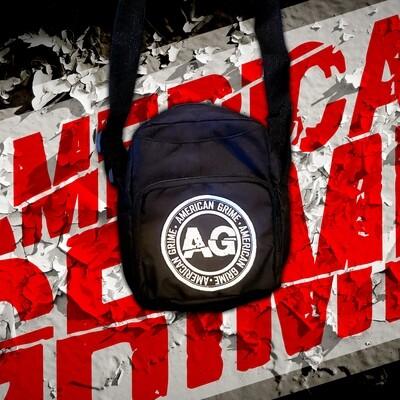 American Grime Sidebag Round Logo