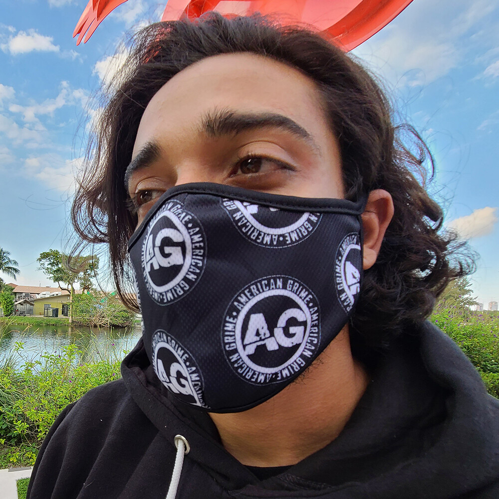 American Grime Facemask