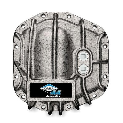 Jeep JL Dana 44 (220MM) Rear - Differential Cover (Grey)