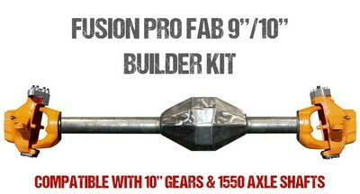 Fusion Pro Series Fabricated 9