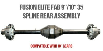 Fusion Elite Series Fabricated 9