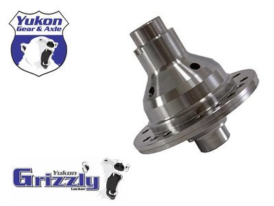 Sterling 10.25/10.5 Yukon Grizzly Locker - 35 Spline (All)