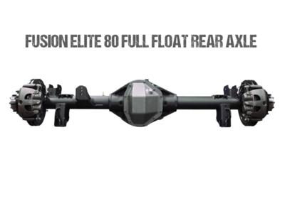 Fusion Elite 80 | 40 Spline Full Float Rear Axle for Jeep Gladiator JT