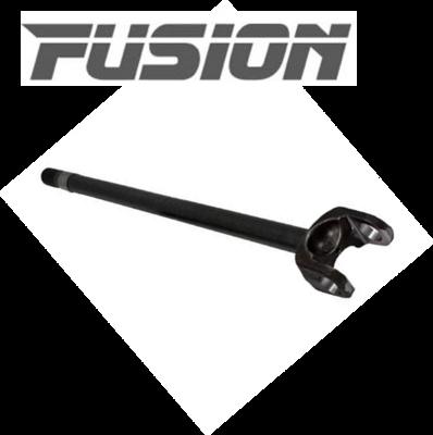 "Fusion 35 Spline USA Made Chromoly Inner Shaft - 1999-04' Super Duty (15.4"")"
