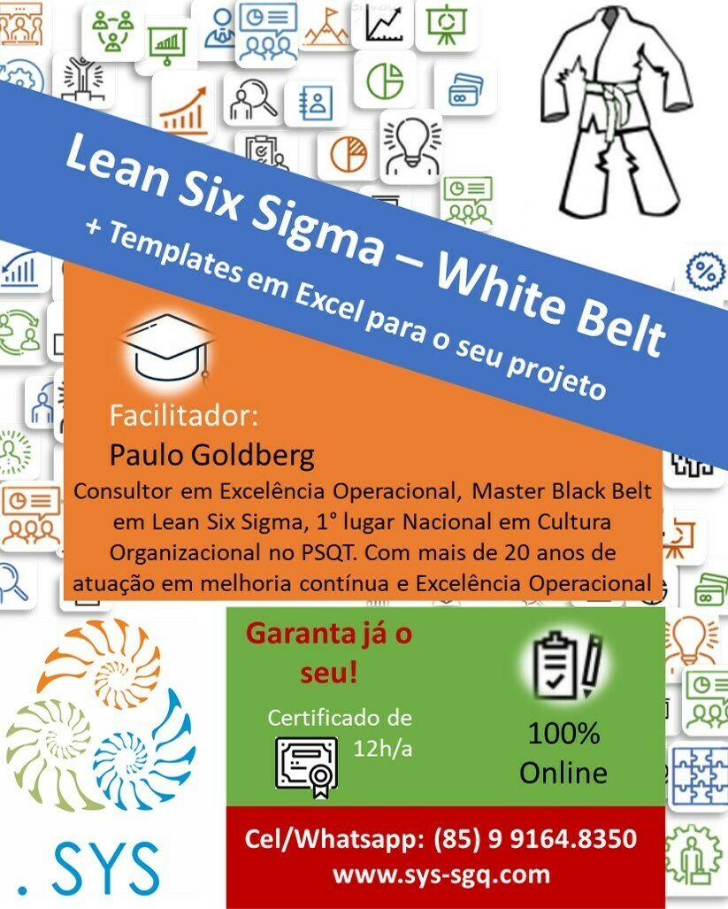 EAD - Lean Six Sigma - White Belt