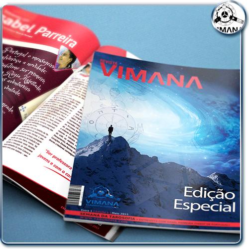 Revista VIMΛNΛ - Edição 3