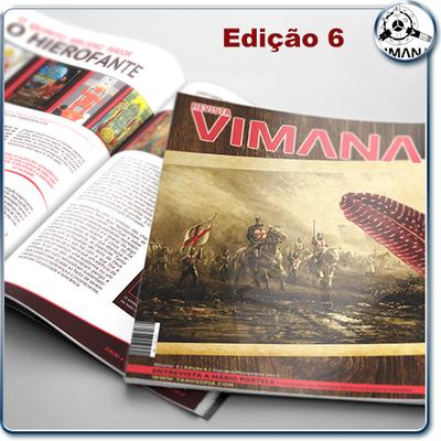 Revista VIMΛNΛ - Edição 6