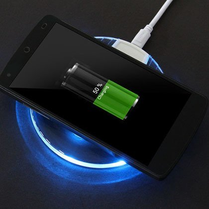 Wireless Charging Charge Pad (v1) BLOWOUT SALE! iPhone Samsung Galaxy