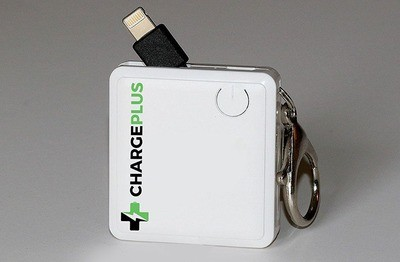 Rechargeable Key Chain Charger (dual connector)