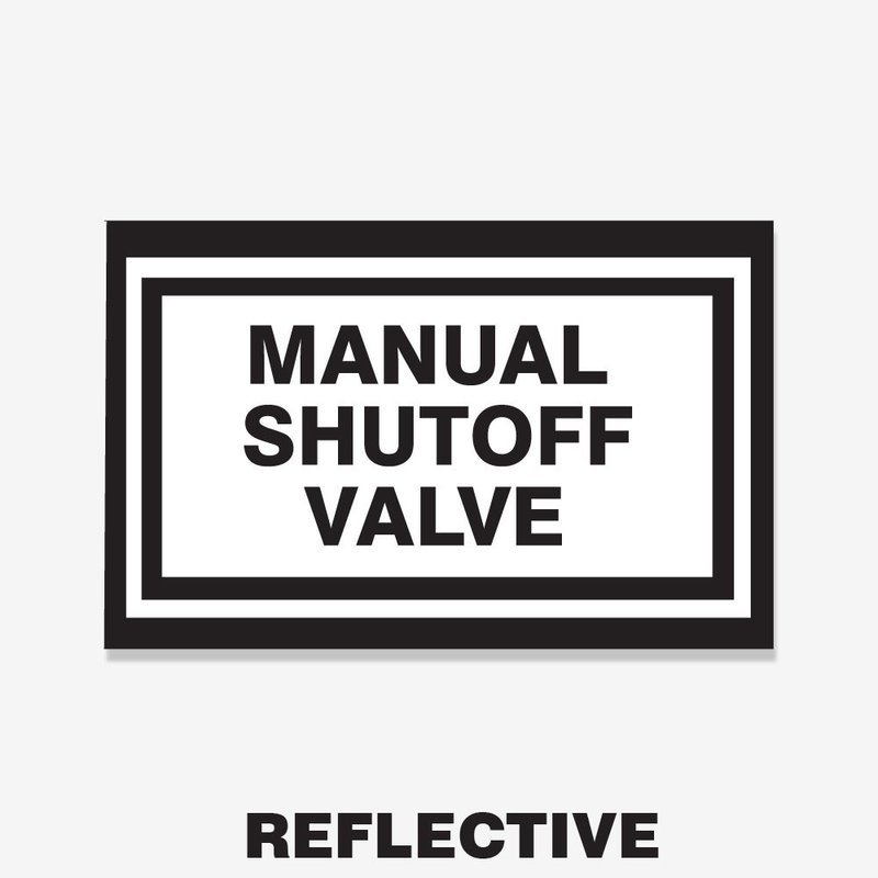 Manual Shut-off Valve