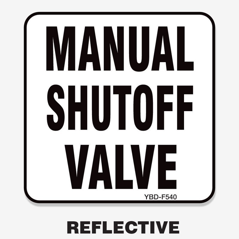 Manual Shut-Off Valve 4
