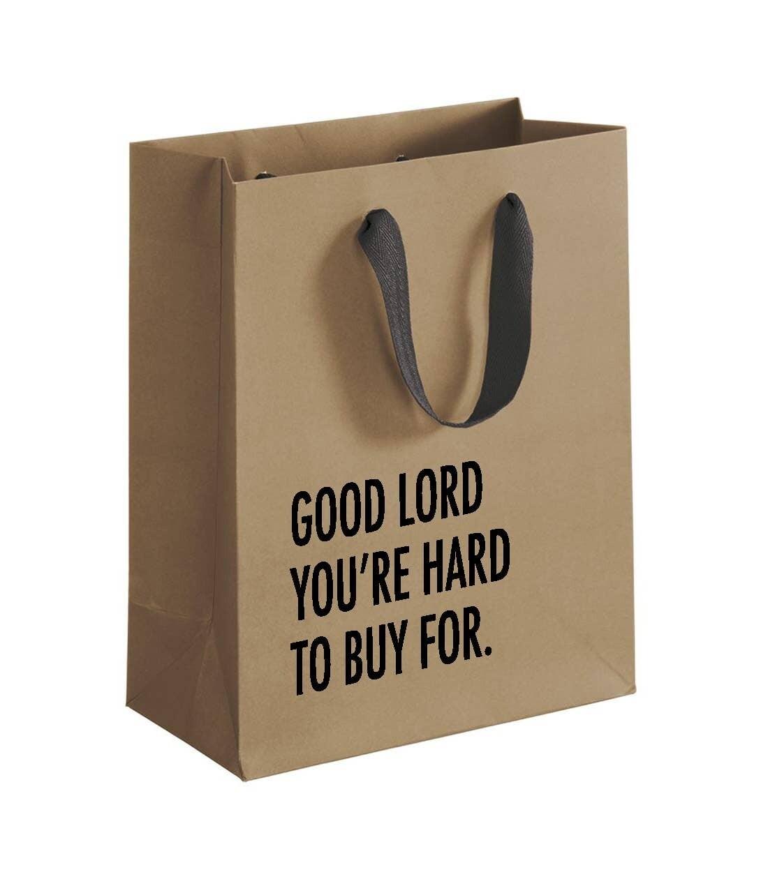 Gift Bag: Hard to Buy For