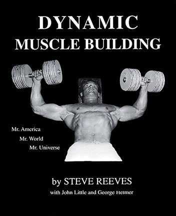 Dynamic Muscle Buliding.  Soft cover book