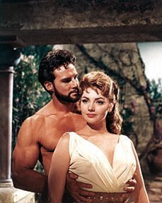 Hercules with Sylva Koscina