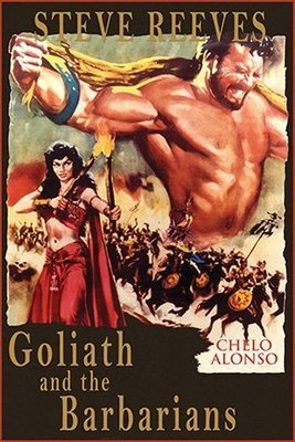 Goliath and the Barbarians Poster