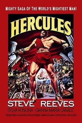 Hercules American Poster