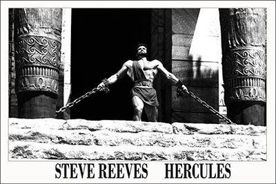 Hercules Pulling Down Pillars