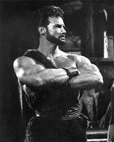Hercules with Arms Floded