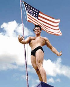All American Steve Reeves