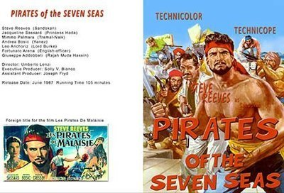 Pirates Of The Seven Seas