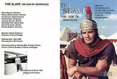 The Slave - The Son Of Spartacus