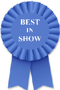Contest Category: Best in Show (Best Dressed Pet)