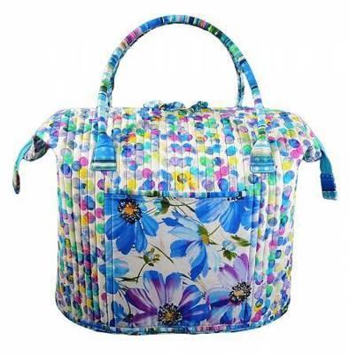 Poppins Bag Pattern W/stays