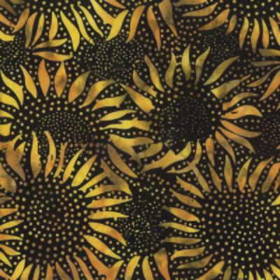 Hoffman Black Sunflower
