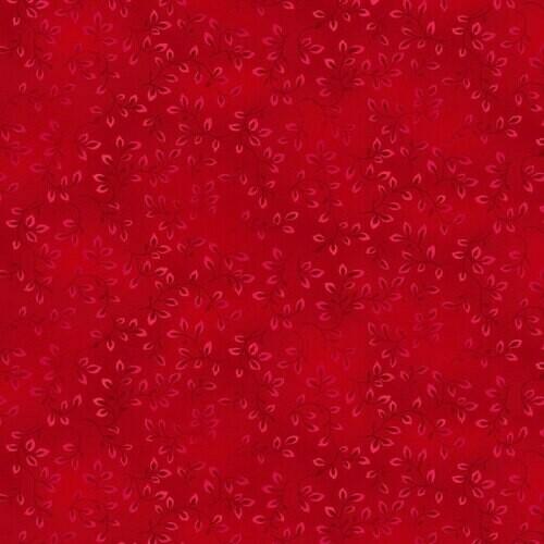 Henry Glass Folio Basics True Red