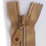 A B Q Designer Bag Zipper Natural