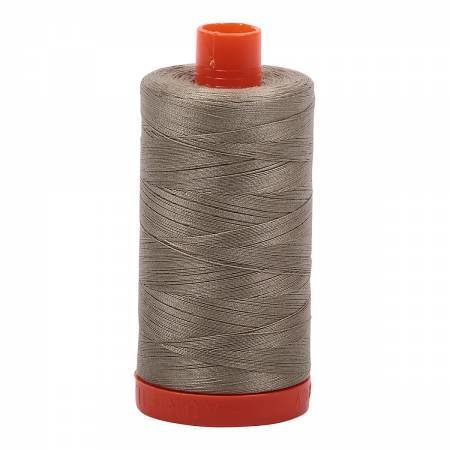 Aurifil Light Khaki Green