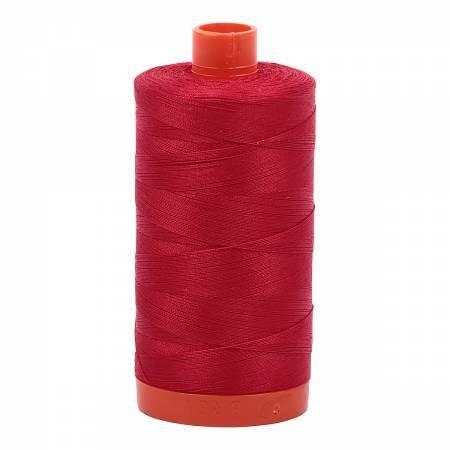 Aurifil Cotton Red