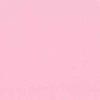 Kona Cotton Baby Pink